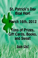 St. Patrick's Day Blog Hop – Enter now to win great prizes!