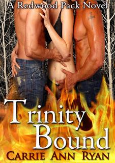 Spotlight – Trinity Bound by Carrie Ann Ryan