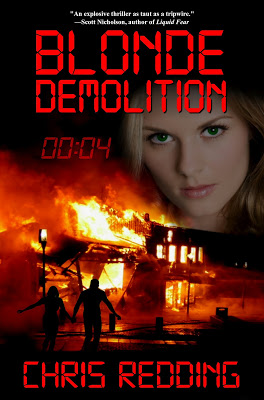 Author Spotlight – Chris Redding, Author of Blonde Demolition