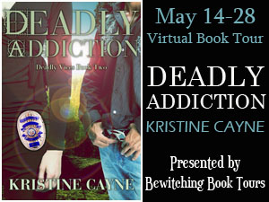 Deadly Addiction – Bewitching Book Tour Starts Today