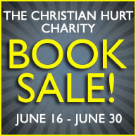 Christian Hurt Charity Book Sale and Auction Starts Today!