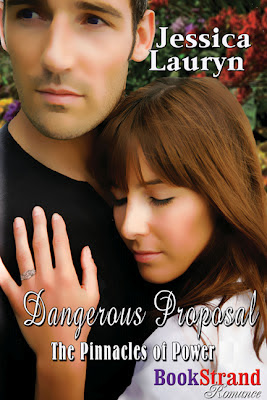 Author Spotlight – Jessica Lauryn, Author of Dangerous Proposal