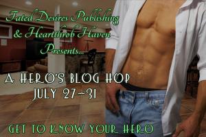 A Hero's Blog Hop is Coming!