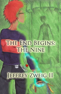 World building with Jeffrey Zweig, Author of The End Begins: The Nine