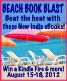 #BeachBookBlast – Summer Book Launch Begins