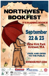 Visit Kristine Cayne at the #NWBookFest Book Signing, Sept. 22-23