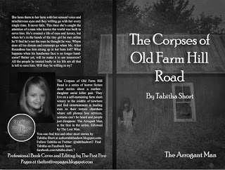 Kristine Cayne Spotlight: Tabitha Short, author of The Corpses of Old Farm Hill Road