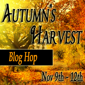 Fall into Colors: Autumn's Harvest Blog Hop with Kristine Cayne #AHHop