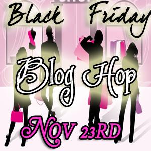What's the Big Deal? Black Friday Blog Hop with Kristine Cayne #BkFriHop