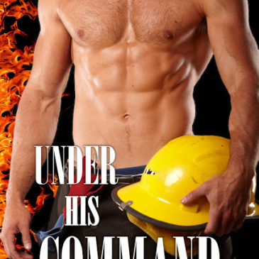 Cover Reveal – Under His Command by Kristine Cayne