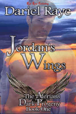 Kristine Cayne's Spotlight: Dariel Raye, Author of Jordan's Wings
