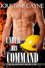 RELEASE DAY: Under His Command by Kristine Cayne + contest