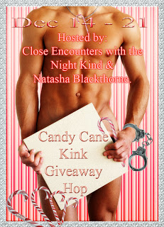 Kristine Cayne's Hot Winter Reads – Candy Cane Kink Hop