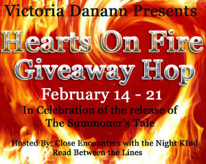 Win a Kindle Paperwhite at the Hearts on Fire Giveaway Hop