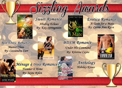UNDER HIS COMMAND by Kristine Cayne Winner Best BDSM Romance Sizzling Award!
