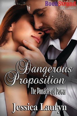 Author Spotlight and #Giveaway: DANGEROUS PROPOSITION by Jessica Lauryn
