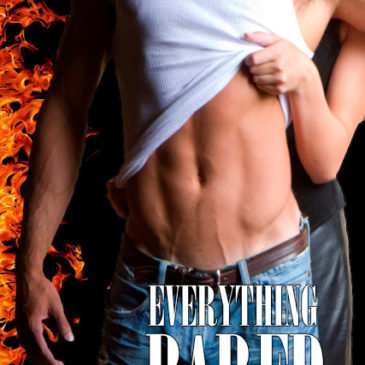 #NewRelease Celebration – EVERYTHING BARED (Six-Alarm Sexy, Book Two) by Kristine Cayne #giveaway