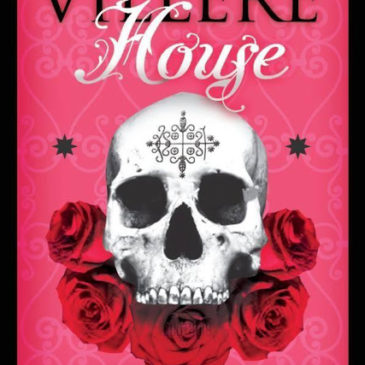 COVER REVEAL: Villere House by Leslie Fear and C.C. Hussey