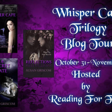 Whisper Cape Trilogy Blog Tour by Susan Griscom – #Review and #Giveaway