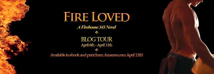 Fire Loved by Christina Moore! #firefighter #romance