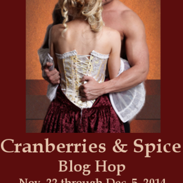 Cranberries & Spice Blog Hop – Great Prizes!