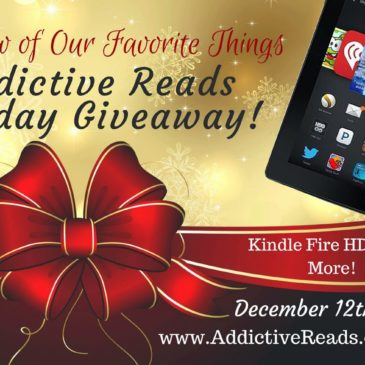 2014 Holiday #Giveaway: A Few of Our Favorite Things #Kindle #Fire #ebooks #AReads