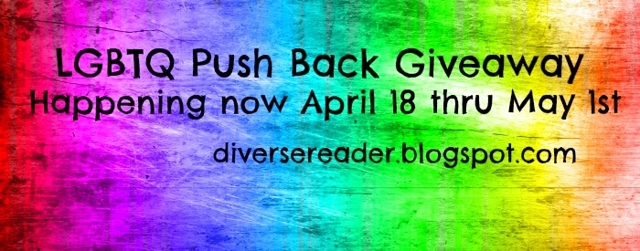 #LGBTQ Push Back Charity Event #Giveaway