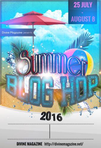 Divine's Summer Blog Hop 2016: My Favorite Summer Memories