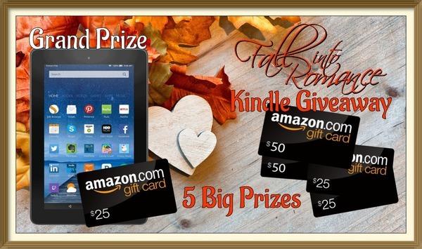 Fall Into Romance Kindle Giveaway #pdf1