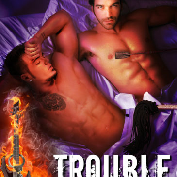 NEW RELEASE Trouble (Club Depravity, #8) by H.C. Brown