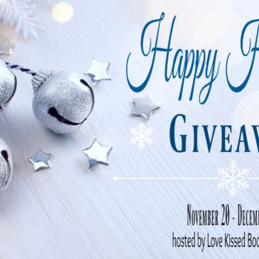 Join the Happy Holidays Giveaway and enter to win $2200 in Amazon Gift Cards!