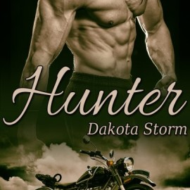 HUNTER by Dakota Storm is now live! #mmromance