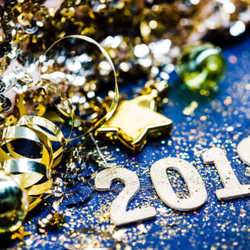 Happy New Year from Kristine Cayne, News and Updates for 2018!